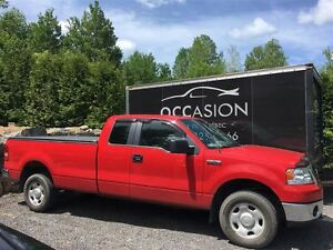 2008 Ford F-150 XLT 6 PLACES 34500KM !!! BOITE 8'