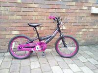 Girl's Bike (7-9yrs)