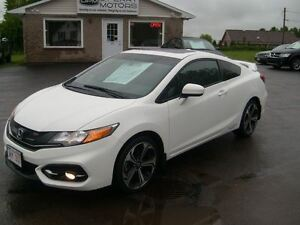 2014 Honda Civic Si NAV 6-Speed Manual Sunroof
