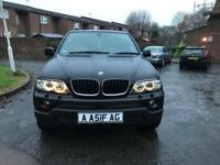 BMW X5 3L Diesel Rare 6 speed Manual 2004 facelift