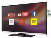 """42""""JVC SMART LED Slime TV -can be Deliver-£165"""