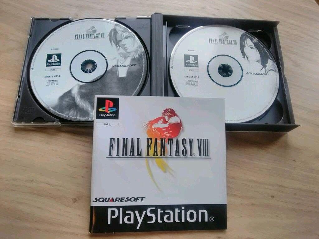 Image result for final fantasy 8 case