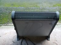 Electric Heater with control nob