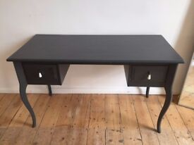 Dressing Table with drawers - Grey