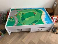 train table from Great little trading company