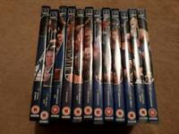 WWE 2003 Complete DVD collection