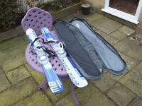 Used MB Sporten Magic Blades Fun Cruiser 97cm with case