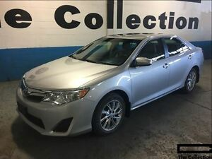 2014 Toyota Camry LE w/Power Sunroof / Back-Up Camera
