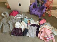 Bundle of girls clothes age 18-24 months inc JojoMamamBebe, Next, John Lewis