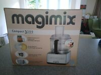 Magimix Food Processor £150 - barely used