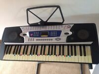 Gear4music MK2063 keyboard and stand