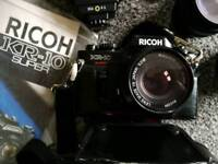 Ricoh camera package