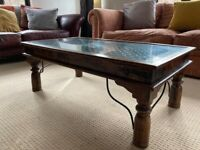 Coffee Table - Barker and Stonehouse Moroccan style