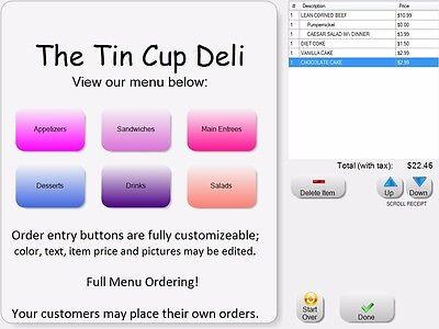 New Self-service Kiosk Pos Software For Restaurants Retail Shops More