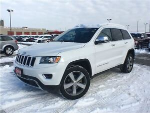 2016 Jeep Grand Cherokee LIMITED**8.4 TOUCHSCREEN**NAVIGATION**B