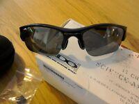 Oakley Flak Jacket XLJ polarised sun glasses