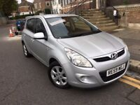 HYUNDAI i20 1.4 COMFORT 2009 (59) AUTOMATIC PETROL 5 DOOR FULL SERVICE HISTORY 10 STAMPS IN BOOK
