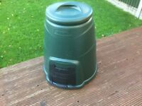 220 Litre Green Compost Bin (NEW)