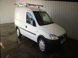 VAUXHALL COMBO Diesel 16V CDTi 1248cc MANUAL 5 SPEED