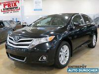 2014 Toyota Venza LE( 4x4,auto, air clim.,cruise.,siege élect.,m