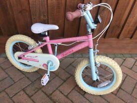 "Girls ""Fairies"" bike"