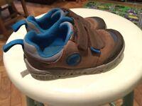 Boys Clark's shoes 7G