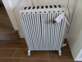 Delonghi Dragon 3 Oil Filled Radiator with Timer