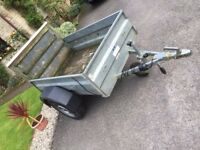 LOGIC TRAILER 5' x 3' for use with ATV, Mower, stable yard, etc