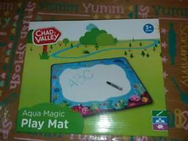 Aqua magic play mat