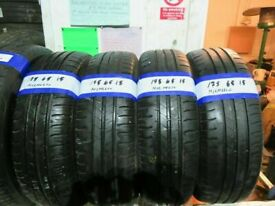 175 65 15 MATCHING MICHELIN TYRES 7MM TREAD X4£110 X2 £60 INC FITTING AND BALANCE #IOPEN 7 DAYS #