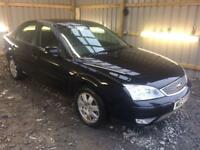 2006 Ford mondeo 130bhp 6 speed ***low miles***