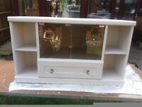 Tv cabinet with draw