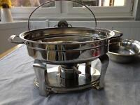 Large 5.6 litre Chafing Dish