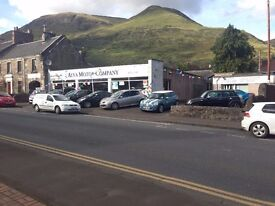 Car showroom For Sale or To Let
