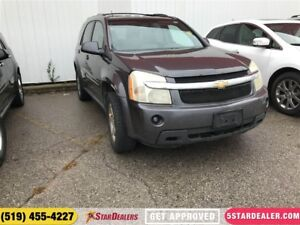 2007 Chevrolet Equinox LT | ROOF | FRESH TRADE | AS IS