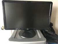 Dell PC monitor, 1920x1080, Full HD