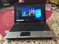 Hp Probook 6450b core i5 6GB Ram Windows 10 Laptop