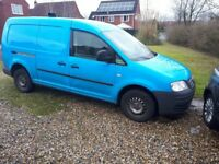 Volkswagen Caddy spares or repairs
