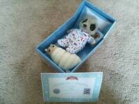 Baby Oleg with Maggot