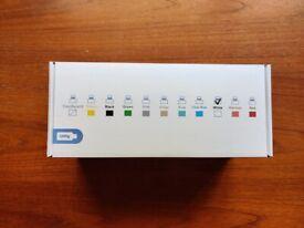 ELEGOO ABS-Like / Non-Brittle 405nm UV-Curing 3D Resin - White 1000g