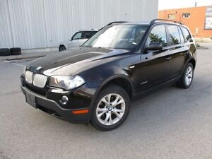 2009 BMW X3 xDrive30i LEATHER PANOROOF