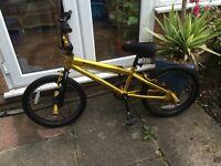 BMX Silverfox Bullion Bike ****£50 ONO****