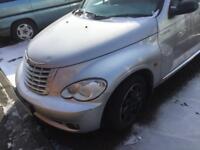 Chrysler PT Cruiser limited l all good mot till June price £1190 ONO