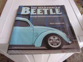 THE VOLKSWAGEN BEETLE BOOK
