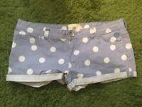 Women's element shorts size 14