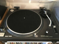 Technics 1210 Turntable with Stanton 500