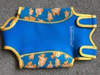 Swim with baby!
