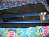 Lap Steel/ with Gig bag /and bag containing the legs