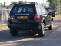 Land Rover Freelander 2.2 TD4 Automatic - Sat Nav - Leather - Sensors - Sunroof