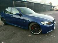 BMW 330d m sport very clean serviced powerful manual
